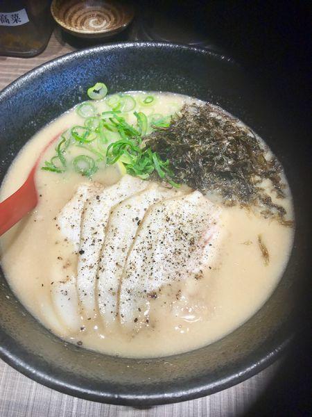 「濃厚チャーシュー麺」@三豊麺 三宮店の写真
