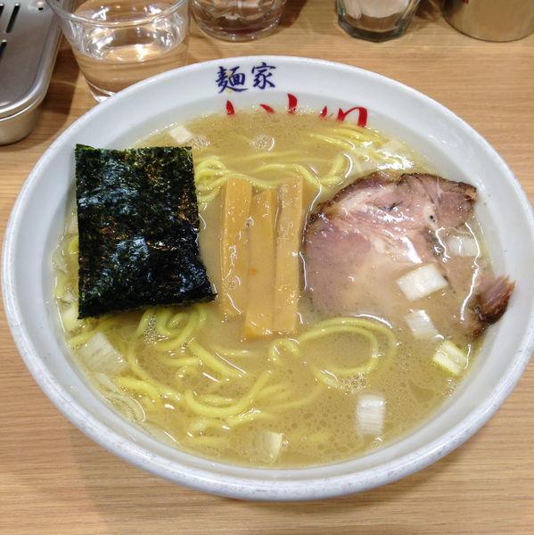 「ら~麺 ¥700」@麺家 いし川の写真