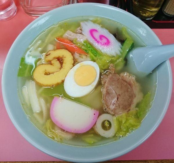 「五目そば(胡椒麺)  700円」@大弘軒の写真