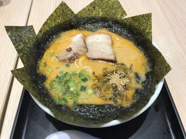 「からか麺」@由丸 人形町店の写真