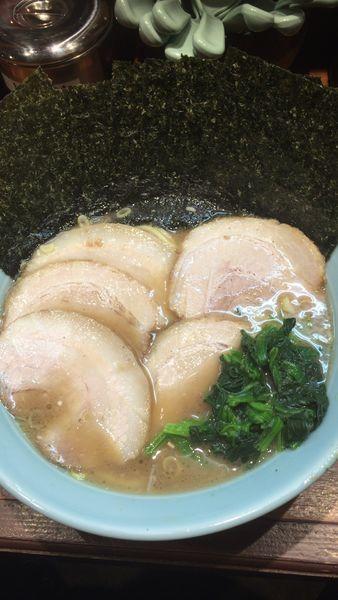 「チャーシュー麺」@らーめん 晴れる家の写真