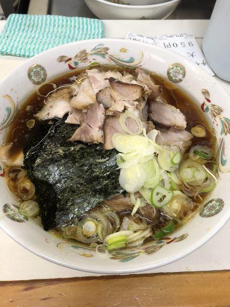 「青島チャーシュー大盛り」@青島食堂 秋葉原店の写真