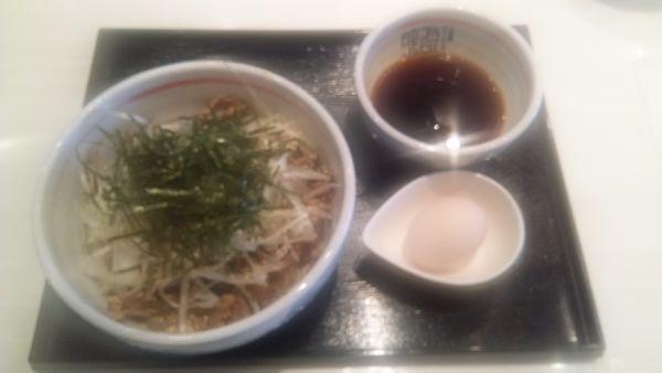 「つけ麺」@らあ麺ダイニング成セバ成ル。KAKERUの写真