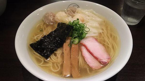 「八雲 白だし特製ワンタン麺」の画像検索結果