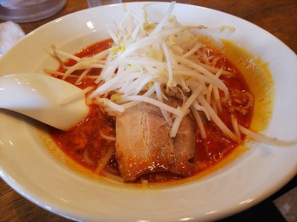 「担々麺」@四川の写真