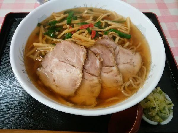 「水戸藩ラーメン810円」@大興飯店の写真