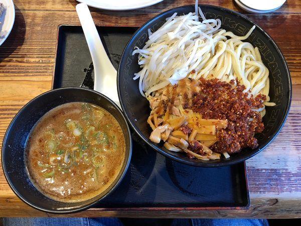「旨辛つけ麺」@ジパング軒 宇都宮駒生店の写真