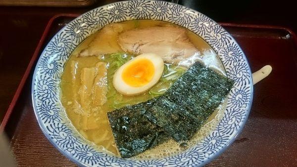 「ラーメン780円」@つけ麺 赤とんぼの写真