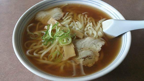 「中華蕎麦」@森田屋支店 緑町店の写真