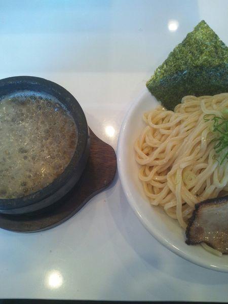 「香辛つけ麺(味玉付き)」@ぶっと麺 しゃにむにの写真