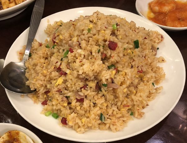 「¥3000コース料理の炒飯」@景徳鎮 新館の写真