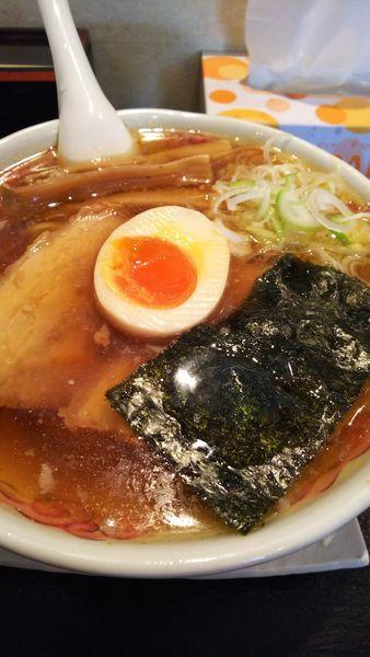「とっつぁんラーメン680円」@麺辰の写真