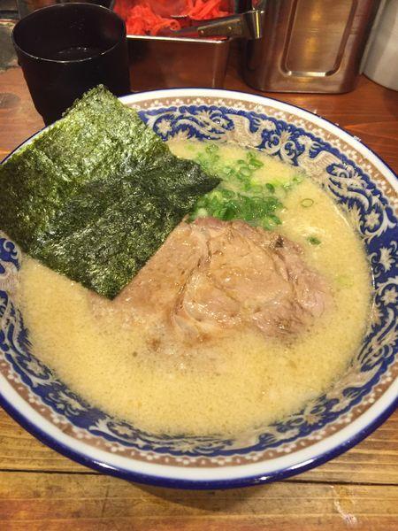 「正油ラーメン」@にんにくや 堀之内店の写真