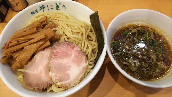 「特盛つけ麺 900円」@麺屋 そにどりの写真