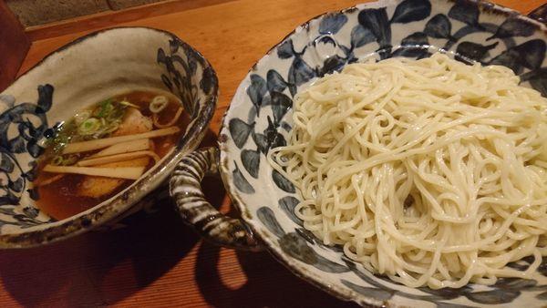 「つけ麺 大盛」@中華そば 榮じの写真