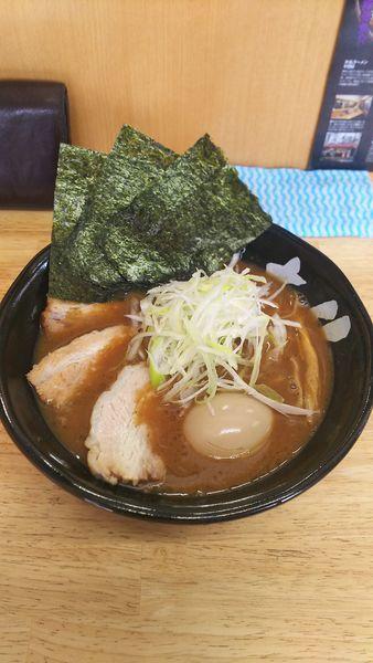 「大仏ラーメン+チャーシュー丼」@麺 大仏の写真