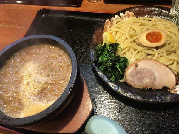 「伊勢海老つけ麺」@竹本商店★つけ麺開拓舎の写真
