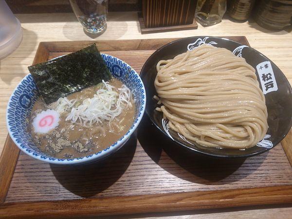 「つけ麺」@中華蕎麦 とみ田の写真