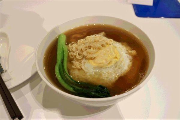 「全餐公仔面¥46(RMB)」@葡珍軒(Macau Por King)の写真