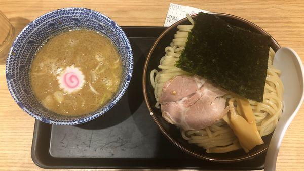 「つけめん」@舎鈴 有楽町新東京ビル店の写真
