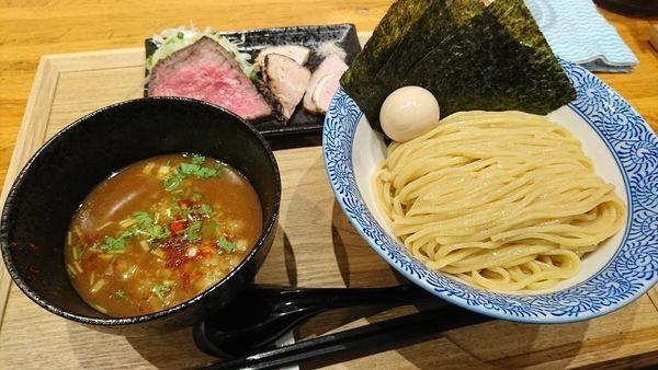 「特製 吉辰 つけ麺」@龍ヶ崎 中華蕎麦 吉辰の写真
