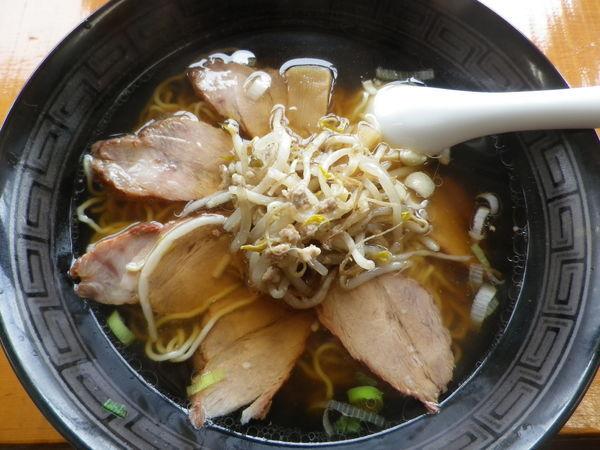 「チャーシューメン」@永福拉麺の写真