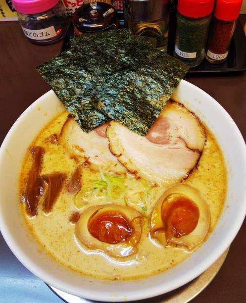 「特製ラーメン」@自家製太打麺 せい拉 行徳駅前店の写真