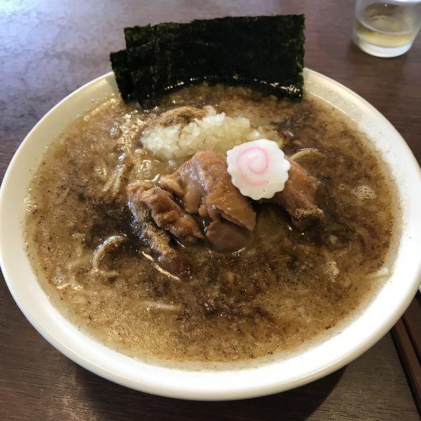 「煮干鶏白湯(¥680)」@麺屋五十一の写真