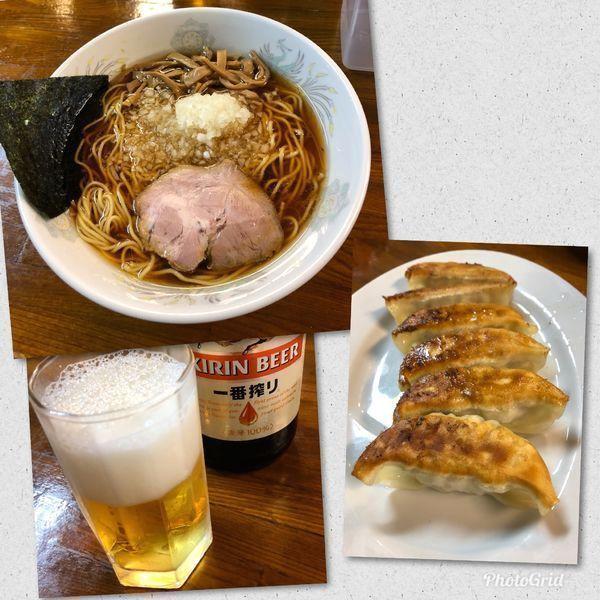 「ラーメン ¥600 and so on.」@元祖敏々亭 びんびんの写真
