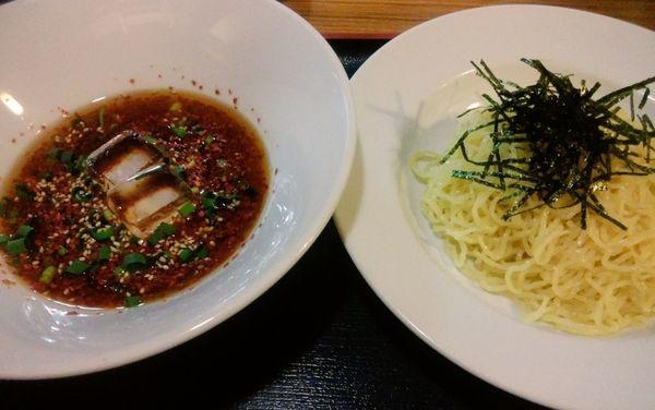 「ピリ辛 ザル中華麺」@和香佐の写真