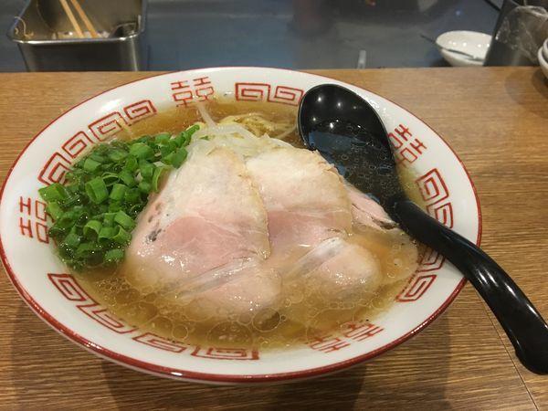 「中華そば 醤油」@丸忠商店の写真