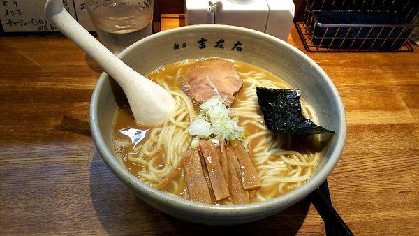 「ラーメン大盛」@麺屋吉左右の写真