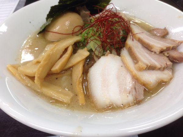 「「横浜高島屋催し」特製味噌」@我流麺舞 飛燕の写真