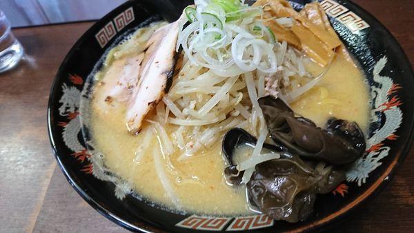 「みそら~めん」@北海道ラーメン コシ屋 西川口店の写真