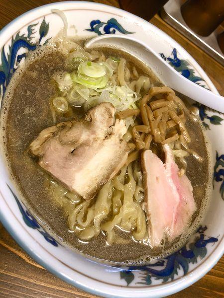 「煮干 特盛 (250g) ¥780」@くじら食堂の写真