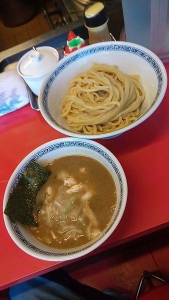 「つけ麺850円」@中華そば つけそば こばやしの写真