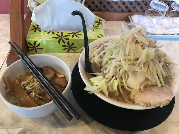 「特製ラーメン」@麺屋けんしんの写真