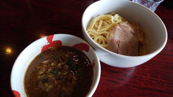 「つけ麺」@あら焚き豚骨 あらとん 本店の写真