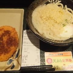 はなまるうどん 新宿東口モア店の写真