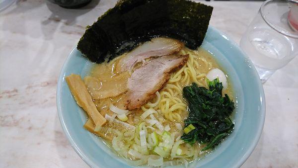 「醤油ラーメン ¥500(オープン価格)」@横浜家系ラーメン 龍一郎の写真