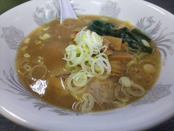 「醤油ラーメン720円」@しんしんの写真