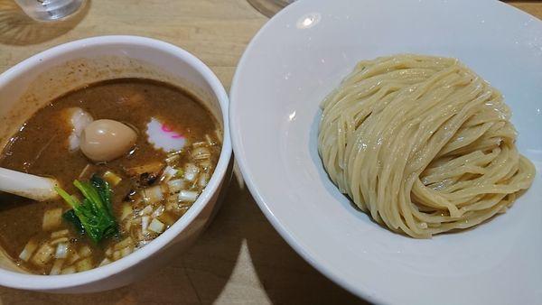 「つけ麺(並)860円」@本枯中華そば 魚雷の写真