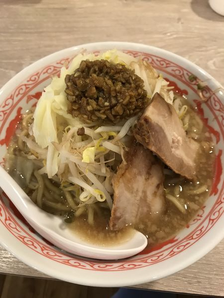 「ふじ麺-中盛り(¥780)」@景勝軒 高崎総本店の写真