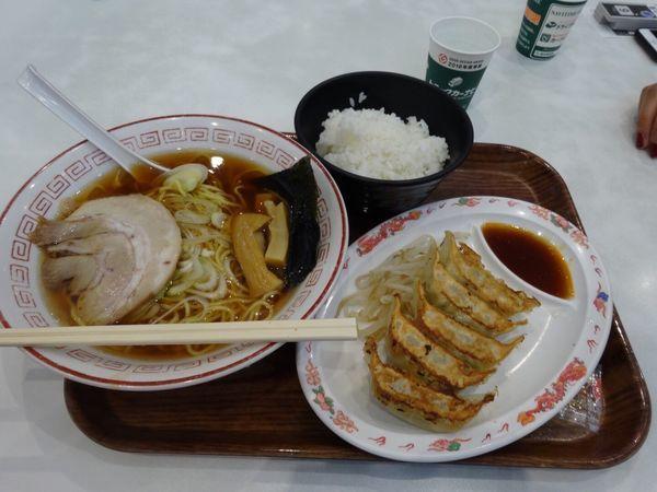 「醤油ラーメン」@浜北軒 NEOPASA浜松店の写真