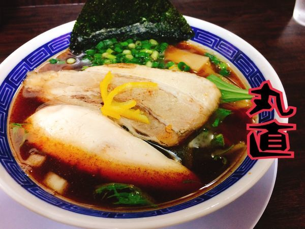 「魚介醤油¥760」@丸直の写真