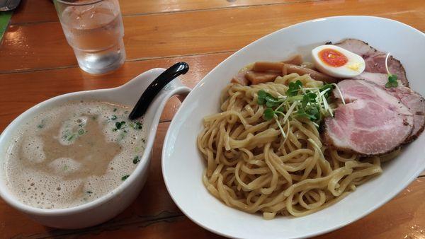 「スーパーつけ麺(中盛)」@俺のラーメンあっぱれ屋の写真
