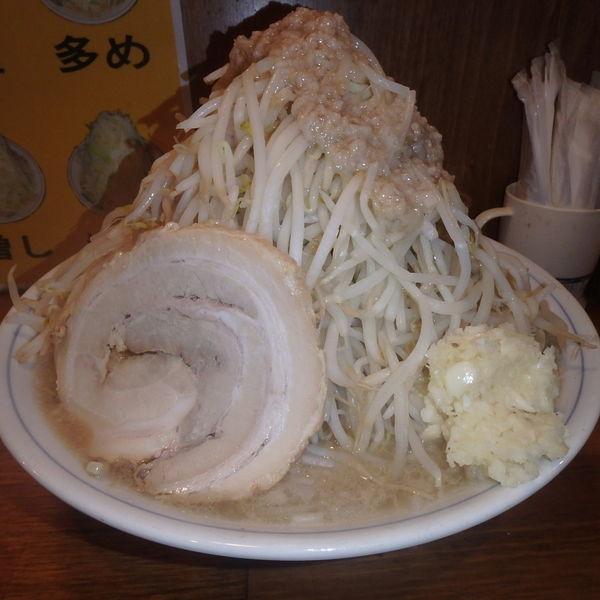 「しおらーめん中 (750円)缶ビール(400円)」@ラーメン大 荻窪店の写真
