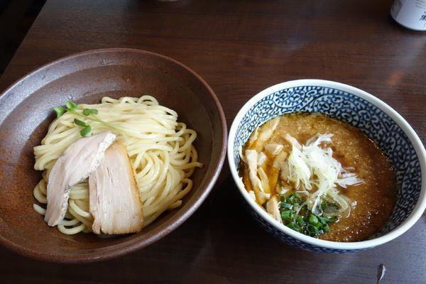 「つけ麺」@麺屋くまがいの写真