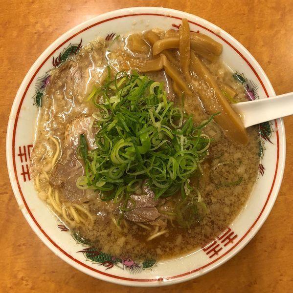 「鶏ガラしょうゆラーメン」@元祖京都らーめんゑびす屋の写真