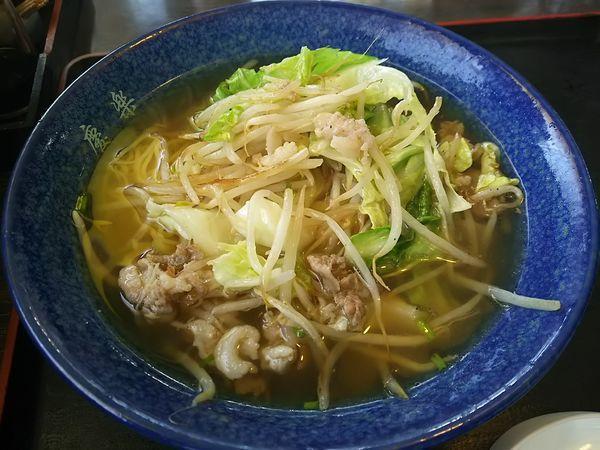 「野菜ラーメン (大盛り)」@慶楽の写真